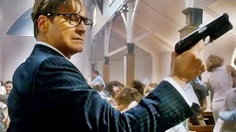 KINGSMAN - THE SECRET SERVICE (Colin Firth) Trailer deutsch german HD