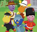 List of international character names in The Backyardigans