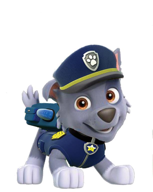 Zuma Paw Patrol RockyPaw Patrol Toys Rocky