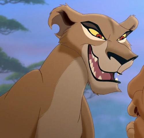 Zira The Lion King Wikia