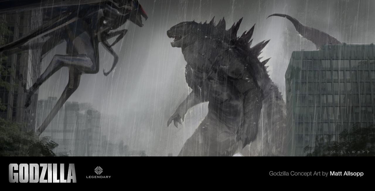 Image - Conc... Godzilla Vs Muto Toy