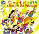 Tiny Titans: Return to the Treehouse Vol 1 1