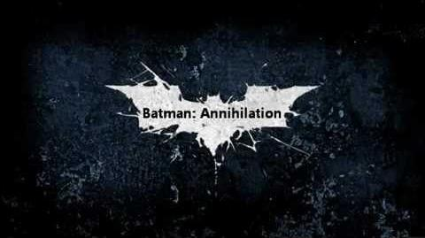 Lego Batman Annihilation