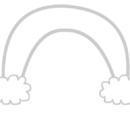 Cloudy Headphones