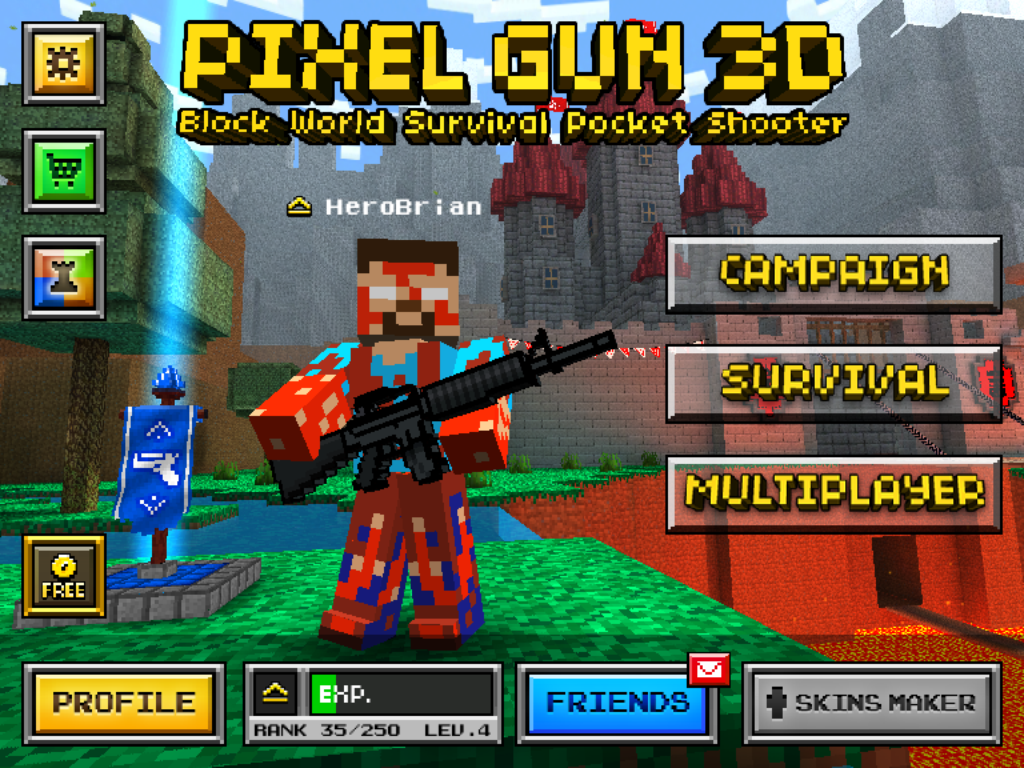 LOL Pixel Gun 3D Wiki