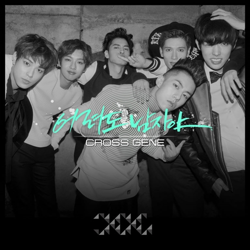 Cross Gene - Amazing -Bad Lady-
