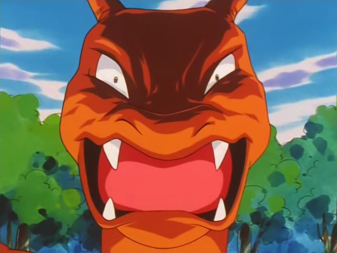 Image Battle Park Charizard Scary Face Png The Pok 233 Mon Wiki