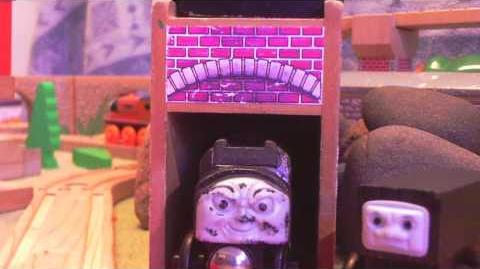 Tales From the Rhyndale Railway 'Draggled Diesels Test Video