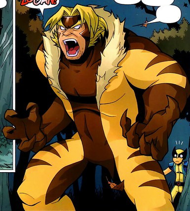 Victor Creed (Earth-5631) - Marvel Comics Database X Men Origins Sabretooth Comic