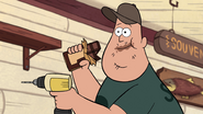 S1e1 soos eating chocolate