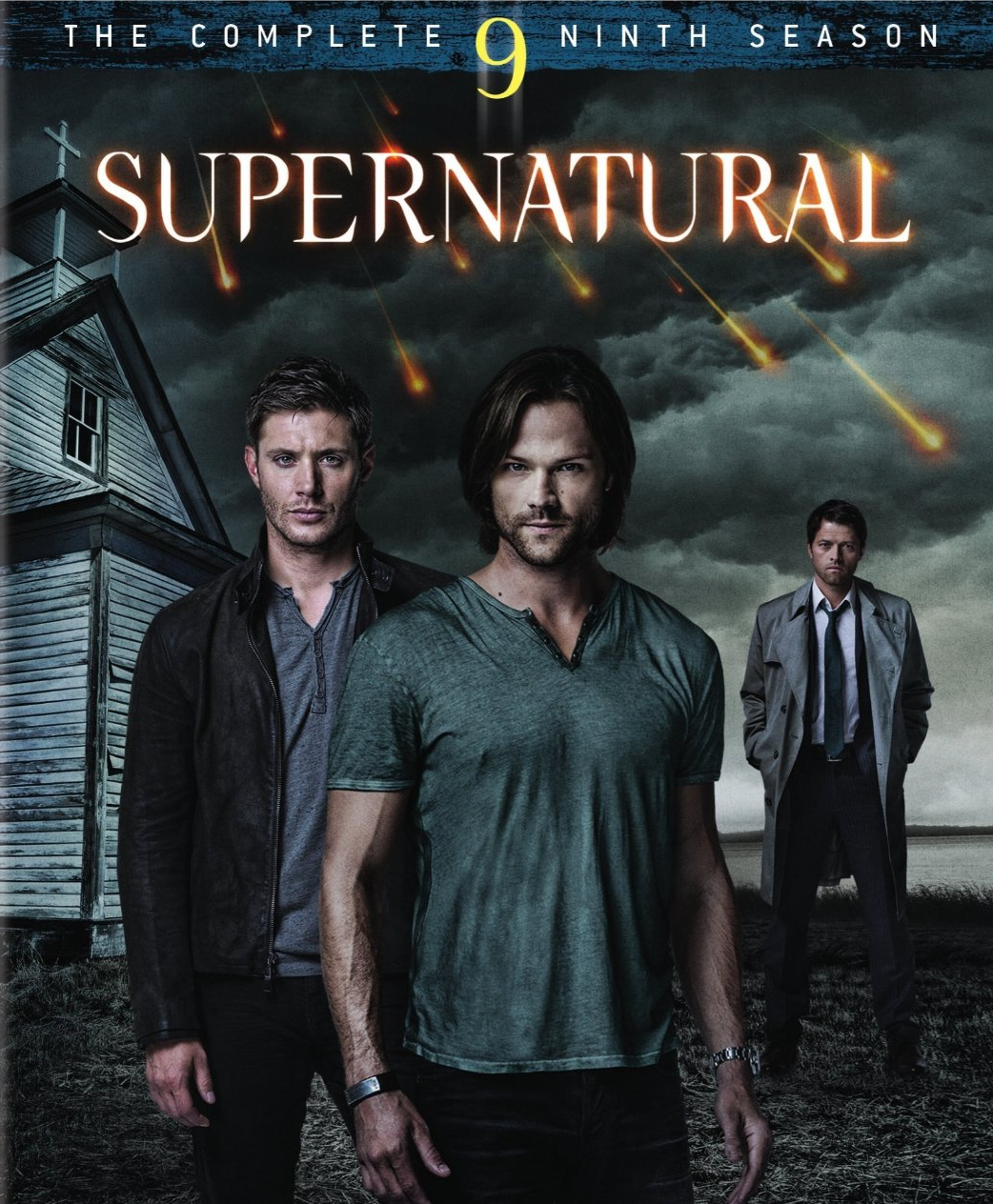 Supernatural: The Complete Ninth Season (DVD