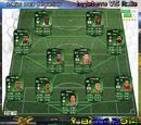 Mejor once del partido del Inglaterra-Italia (1ª Fase). WIKI FUT BRASIL2014