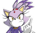 Blaze the Cat (Pre-Super Genesis Wave)