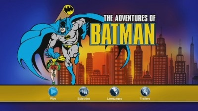Batman television series by Filmation