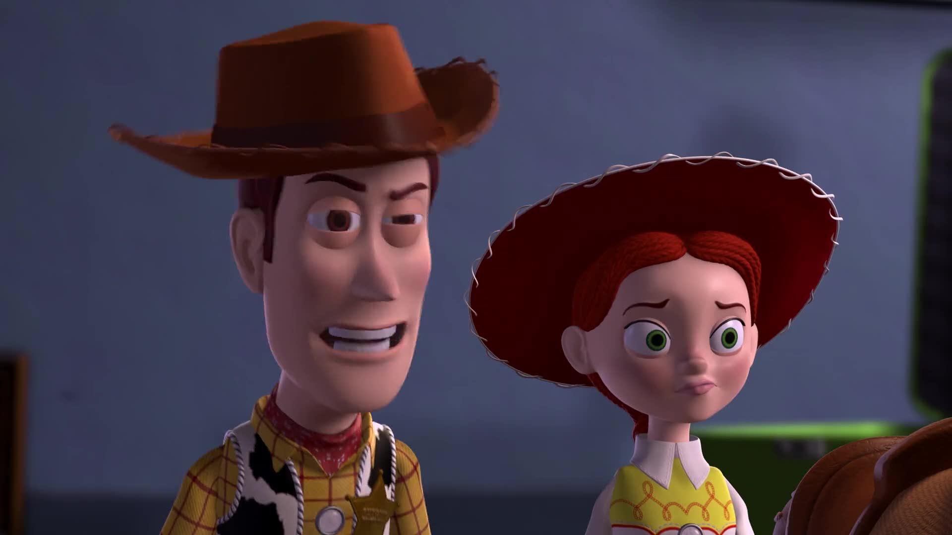 Image - Woody-and-jessie.jpg - DisneyWiki