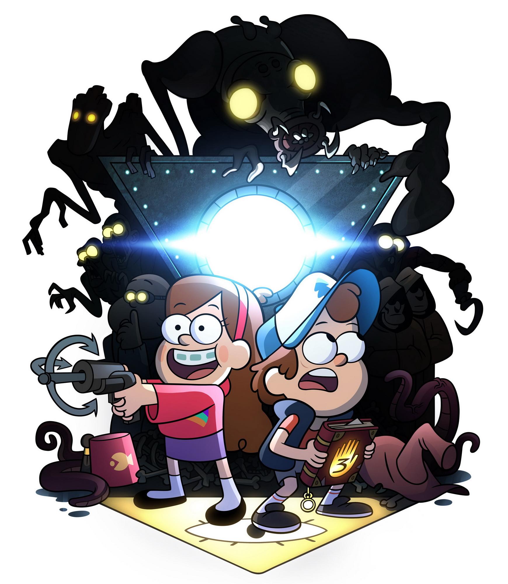 Gravity Falls - Saison 1 en Streaming Gratuit - VOSTFR