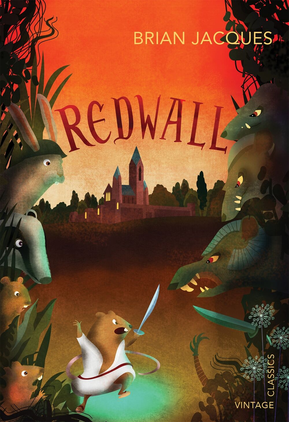 a review of the redwall series by brian jacques Redwall by brian jacques - review  this is the first book in a series of 23, so if you like this book there are loads more for you to read  join the site and send us your review topics.