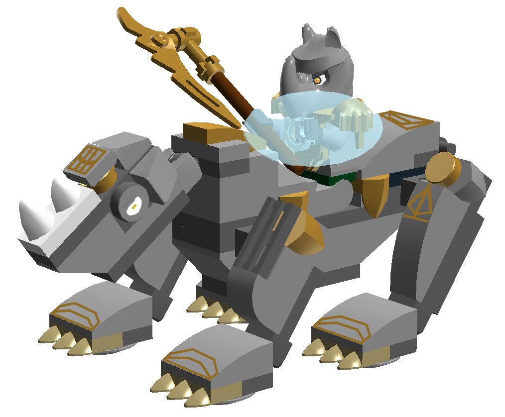 lego chima legend beast rhino -#main