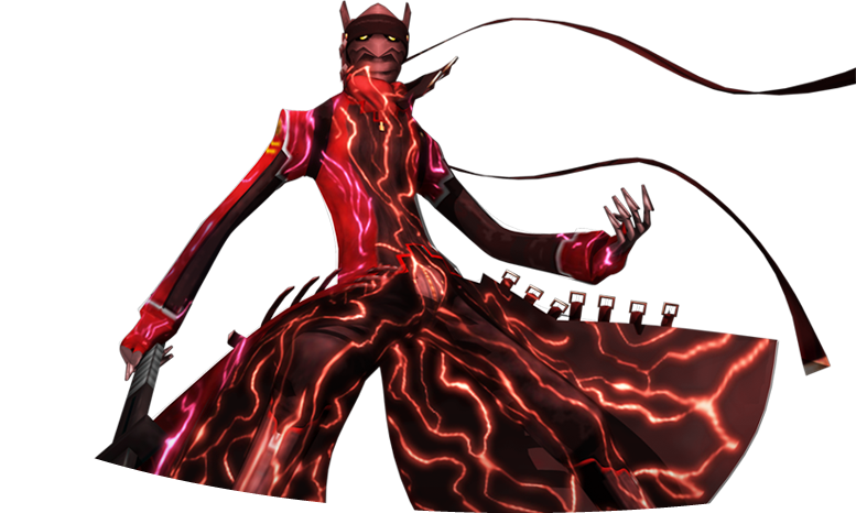 Persona 4 Izanagi Magatsu Image - Q Magatsu Izan...