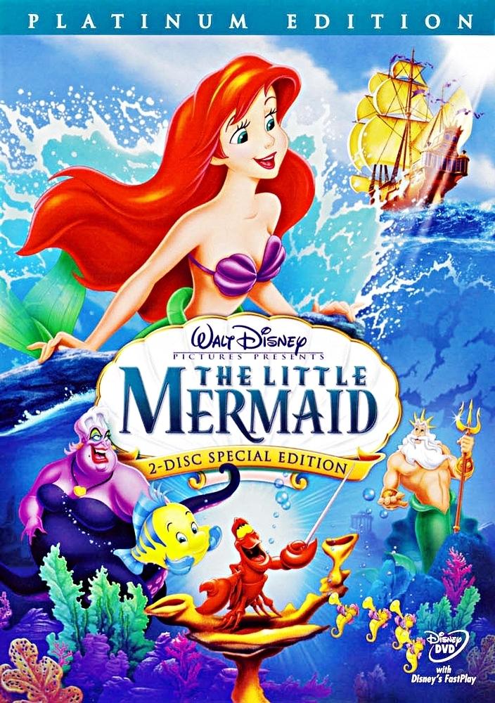 The Little Mermaid (video) - Disney Wiki - photo#4