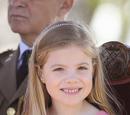 Infanta Sofía of Spain