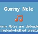 Gummy Note