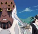 Byakuya Kuchiki vs. Zommari Rureaux