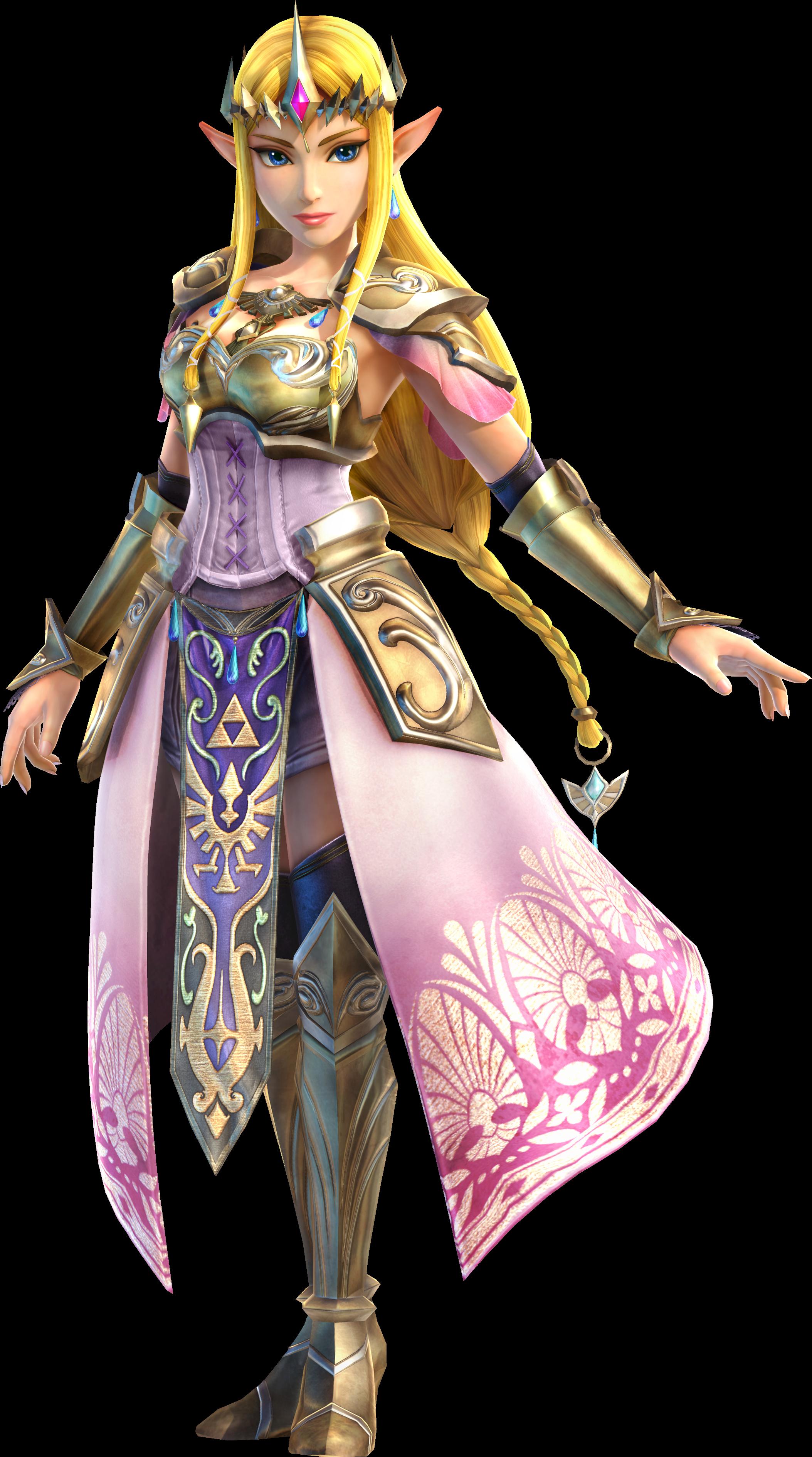 Zelda hw - La princesse zelda ...