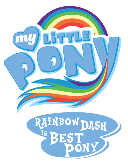 http://img4.wikia.nocookie.net/__cb20140626124218/mlp/images/f/f0/FANMADE_MLP_%22Rainbow_Dash_is_best_pony%22_logo.png