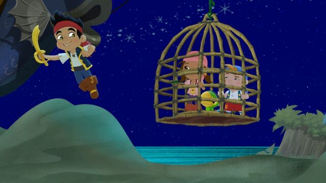 Game Jake and the Never Land Pirates Never Land Rescue ...