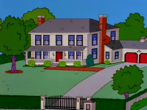 743 evergreen terrace simpsons wiki for 742 evergreen terrace springfield
