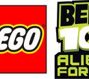 Linia zabawek/Figurki Lego Ben 10: Obca Potęga