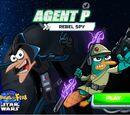 Agent P: Rebel Spy