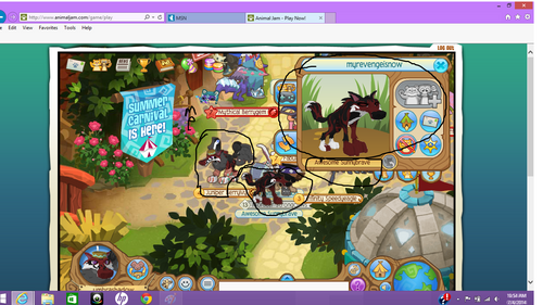 animal jam how to get den betas from adventures