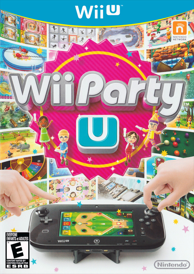 Wii U Nintendo Ds : Wii party u the nintendo wiki ds and