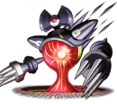 Mega Man Battle Network 3 Enemy Images