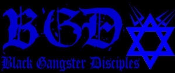 black gangster disciples