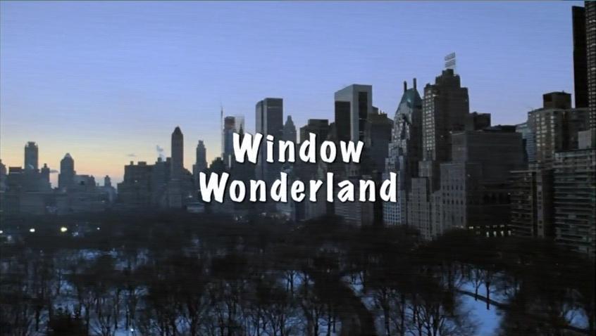 Window wonderland christmas specials wiki for Window wonderland