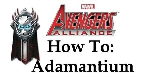 How to Adamantium League - Tips & Advice by C.J. Edwards
