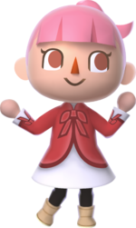 Image - ACNL Girl.png - Animal Crossing Wiki
