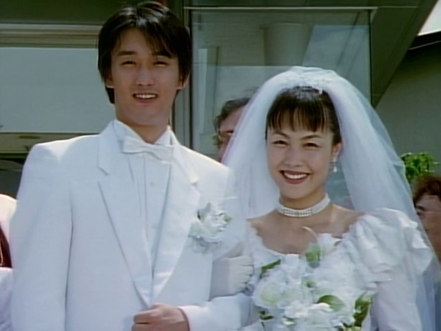 Ep 32 wedding bells rangerwiki the super sentai and for Domon episode 39