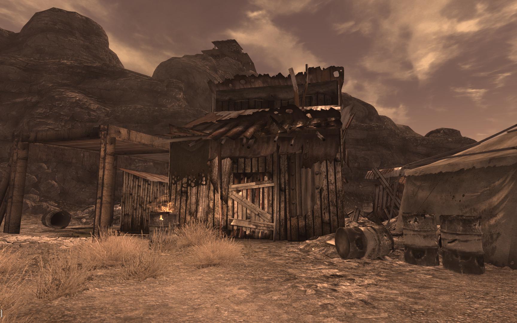 Медицинская История Fallout New Vegas