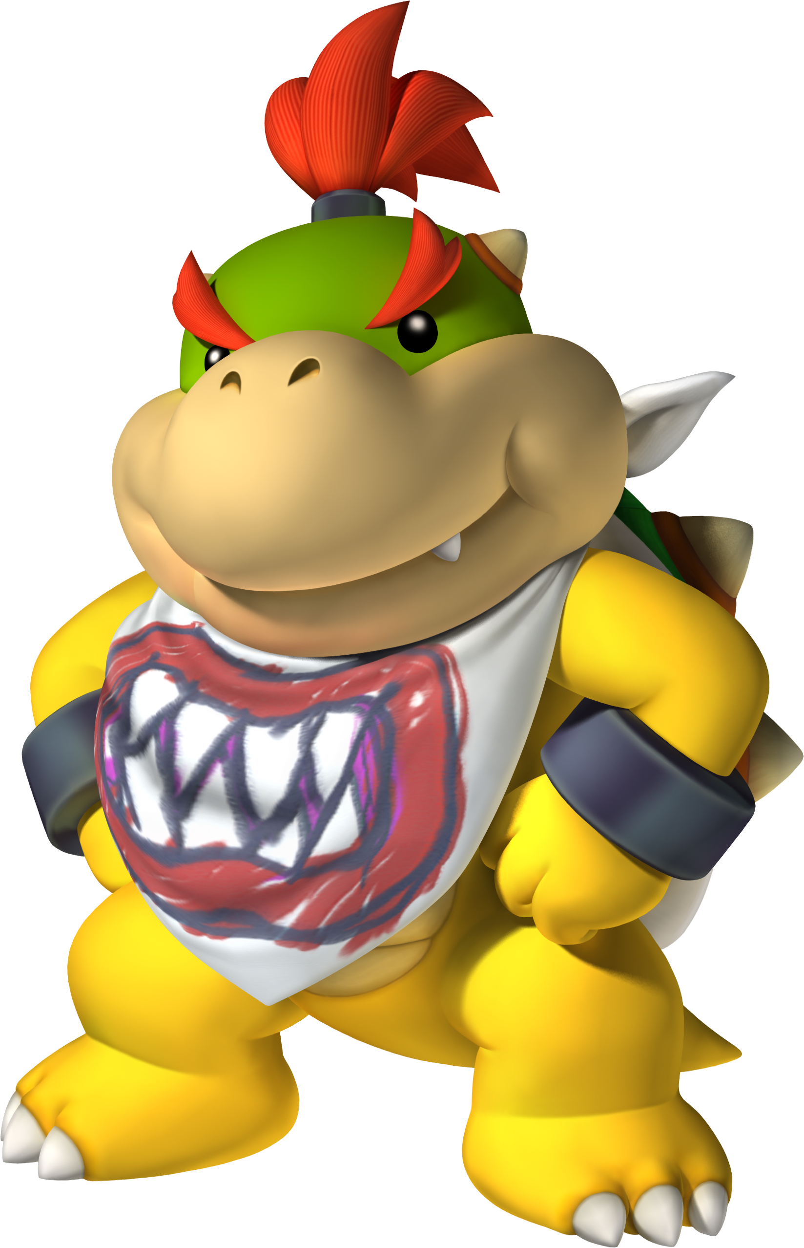 Bowser Jr Supermarioglitchy4 Wiki Wikia