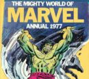 Mighty World of Marvel Annual