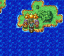 Lugares Dragon Quest VI