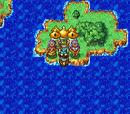 Lugares Dragon Quest VII
