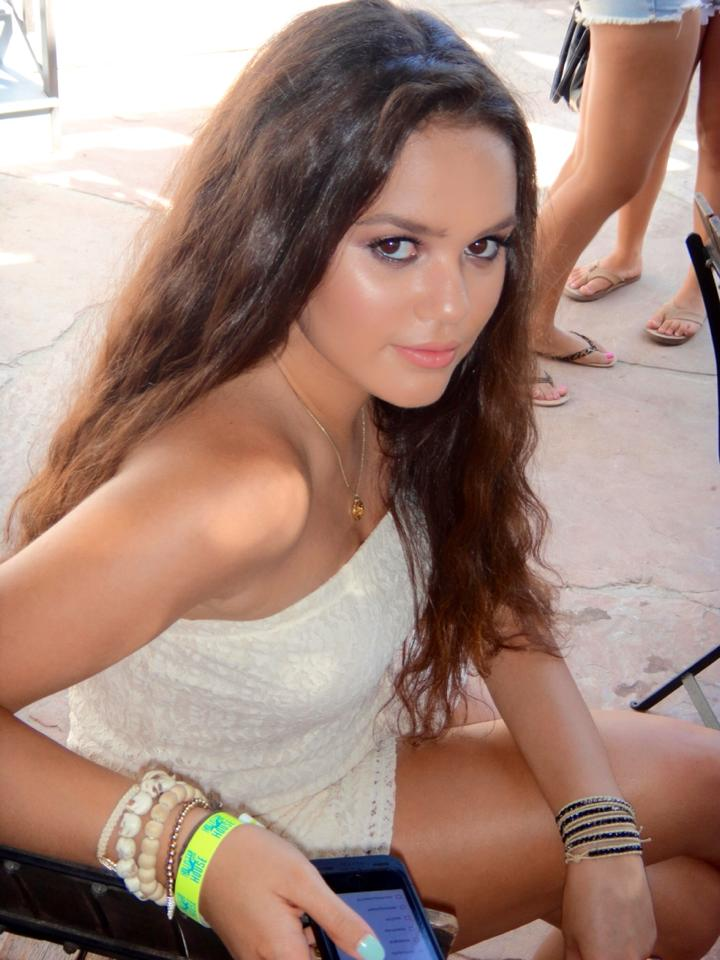 madison pettis at home in hollywood birth name madison michelle pettis ...