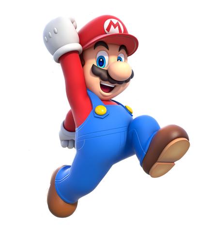 Imagen - 480px-Mario Artwork - Super Mario 3D World.png - Sonic Wiki