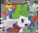 Shaymin-EX (Legendary Treasures TCG)