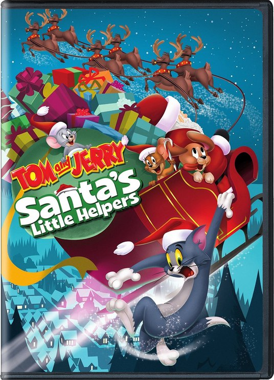 Tom And Jerry Santa S Little Helpers Christmas Specials